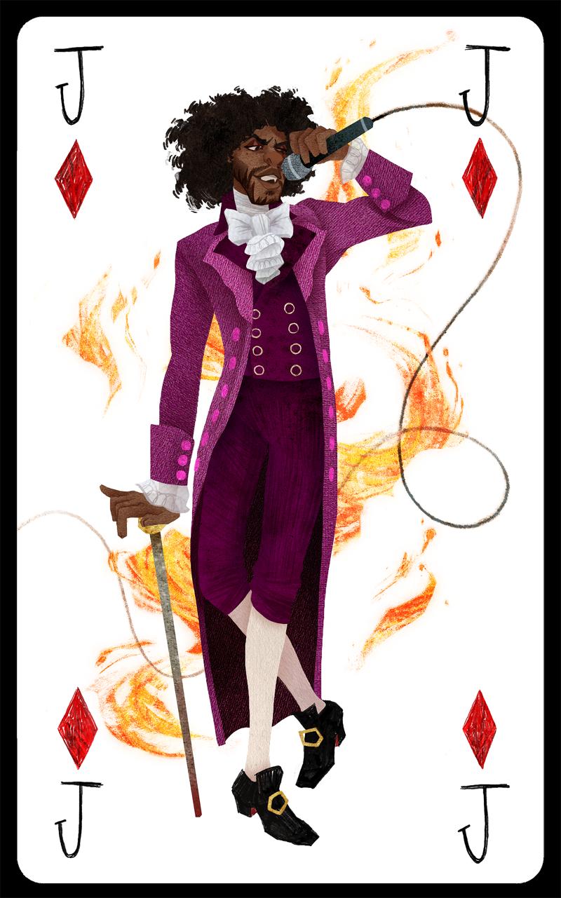 hamilton cards     design  u0026 illustration